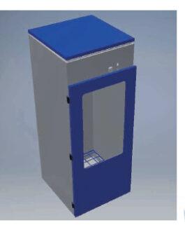 Cabinas de Desinfección por OZONO